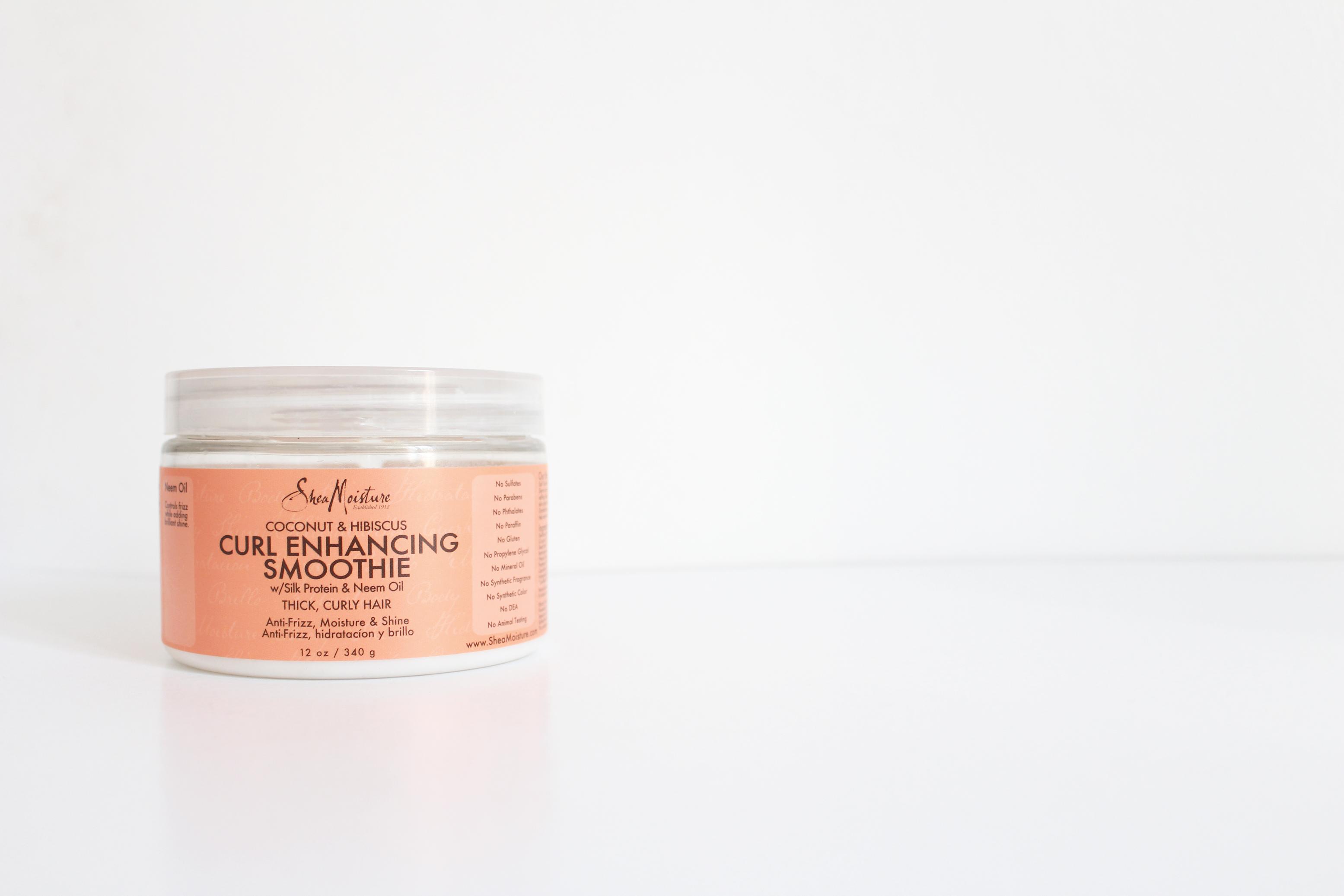 curl enhancing smoothie shea moisture