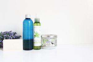 routine soin naturelle minimaliste