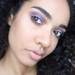 makeup #3 purple