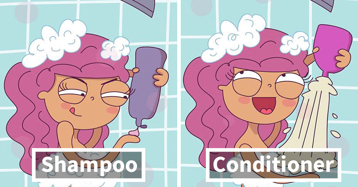 shampoo conditionner