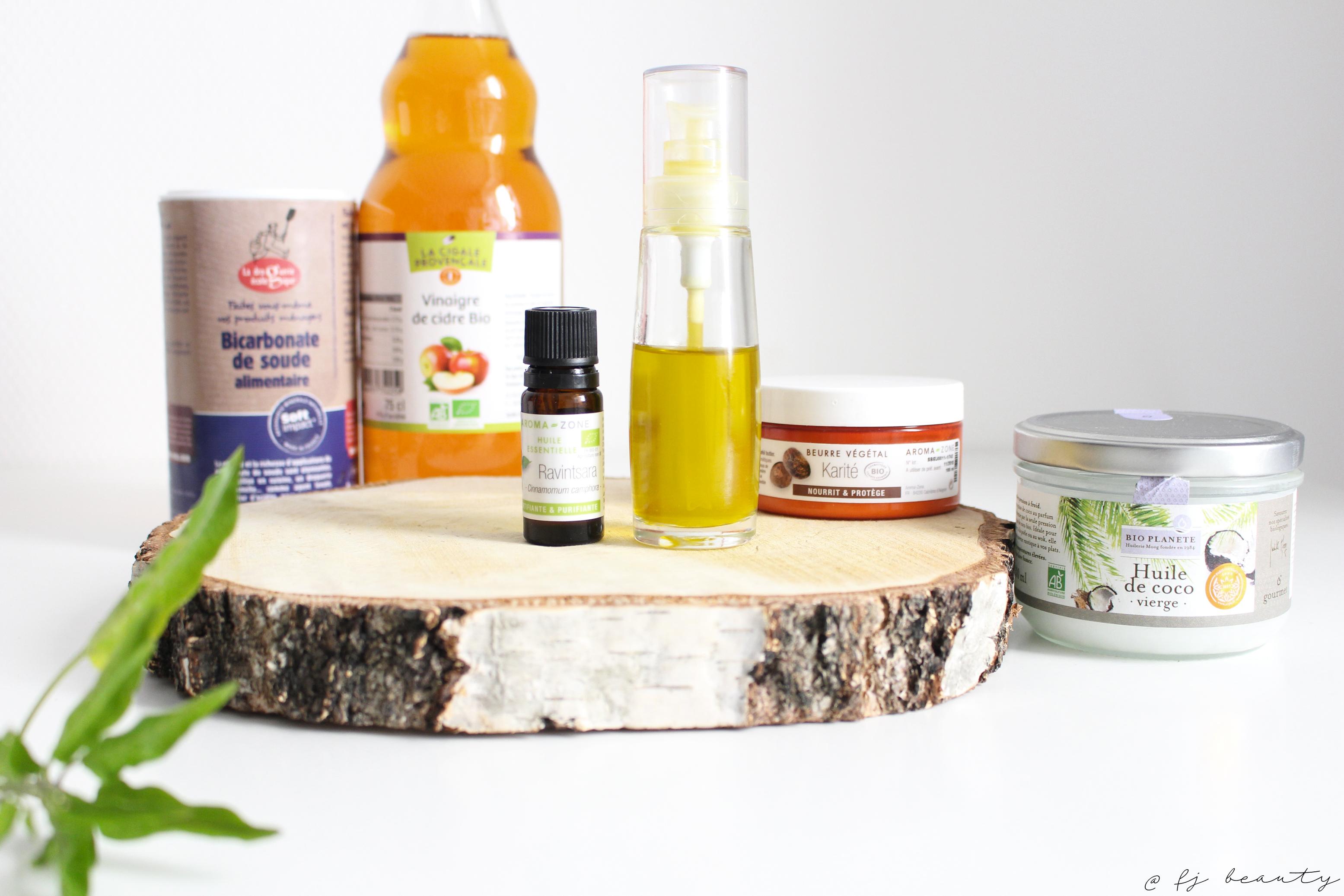 produits naturels indispensables