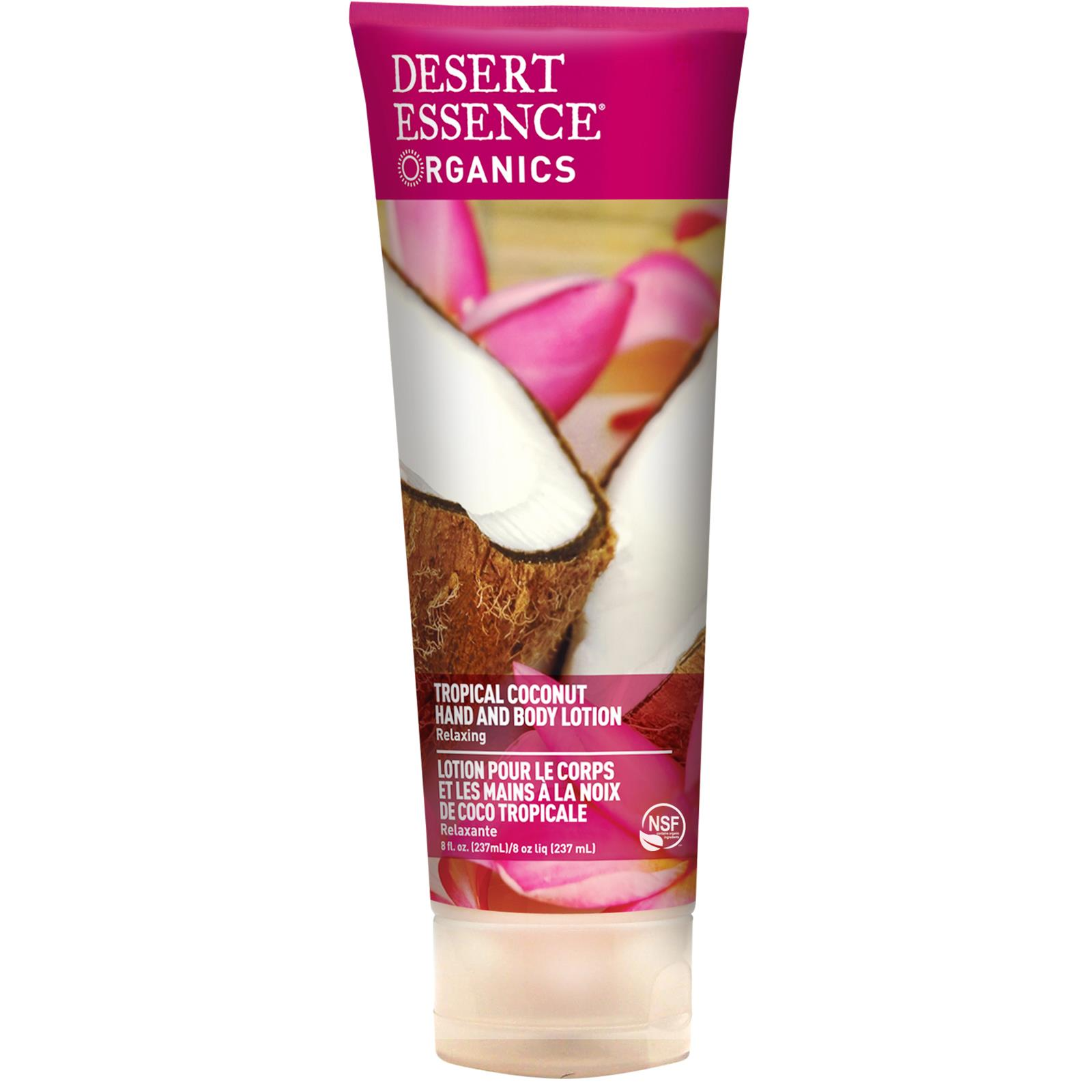 desert essence crème