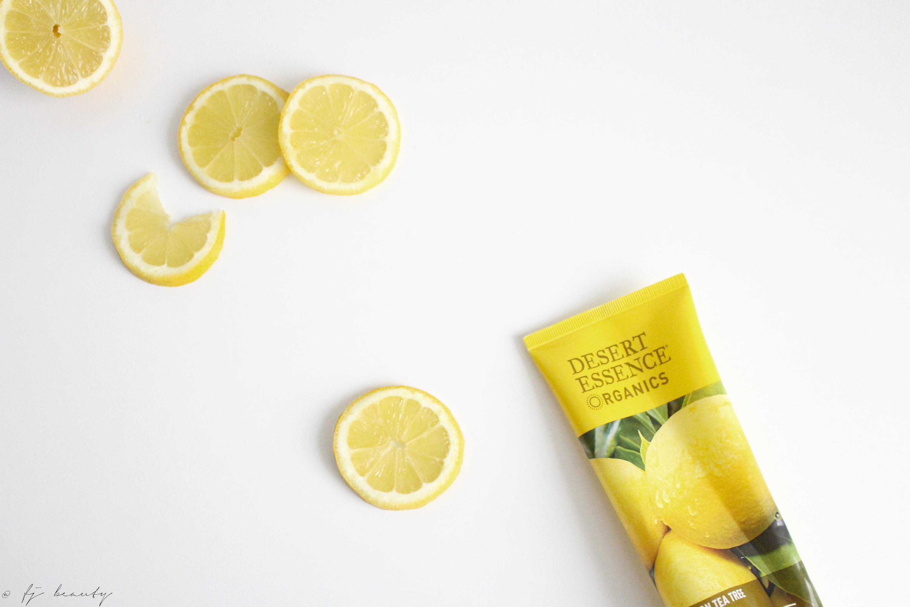 shampoing desert essence cheveux gras
