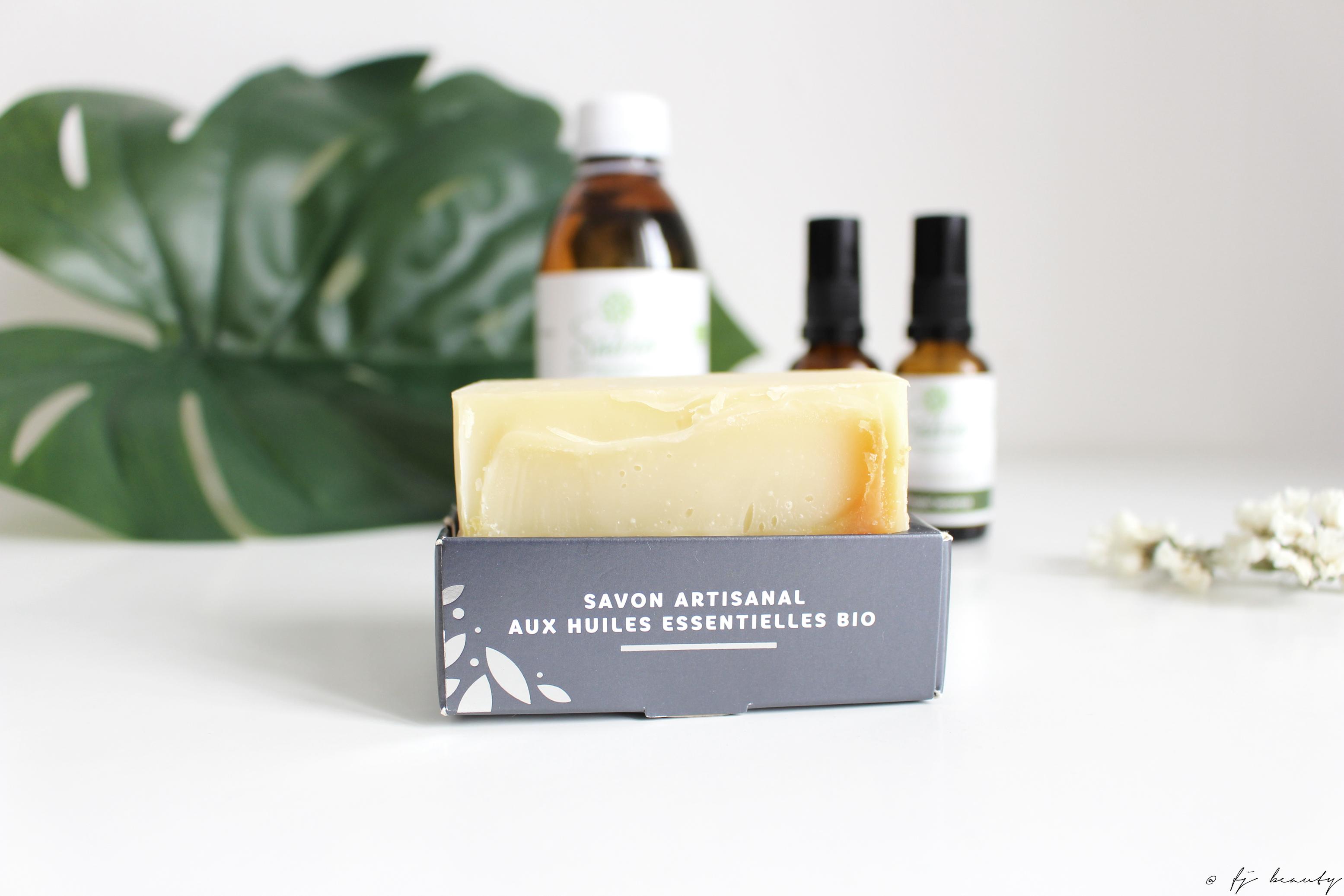 savon salvia aromathérapie