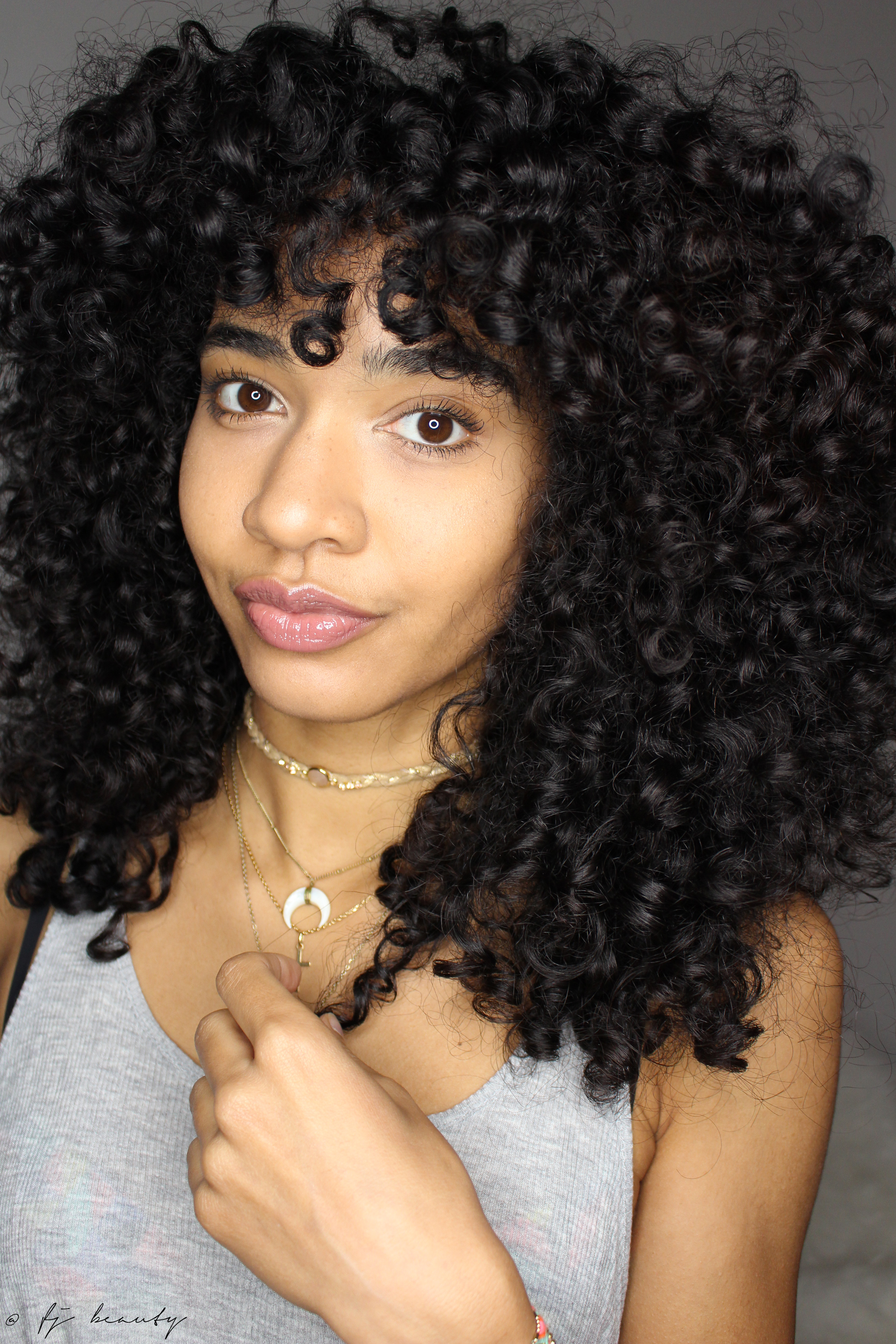 fj beauty casse cheveux frisés