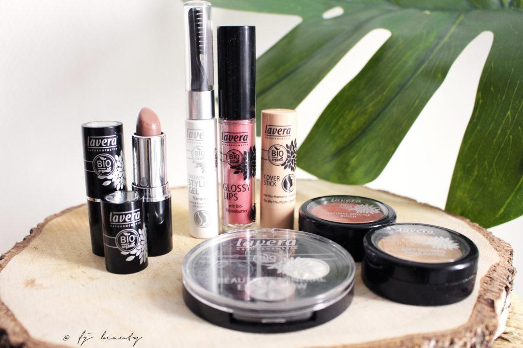 maquillage bio lavera