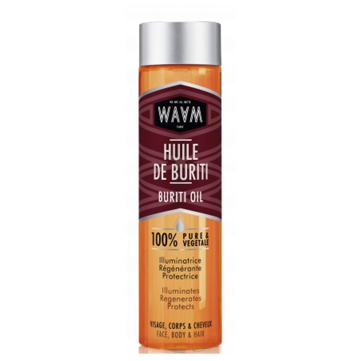 huile de buriti waam